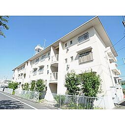奈良県奈良市四条大路1丁目の賃貸マンションの外観