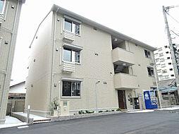 福岡県北九州市小倉北区大田町の賃貸アパートの外観