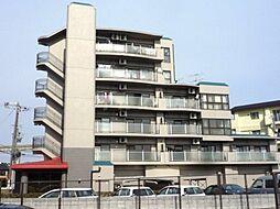 上野坂グリーンII[3階]の外観