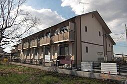 [テラスハウス] 栃木県栃木市大宮町 の賃貸【/】の外観