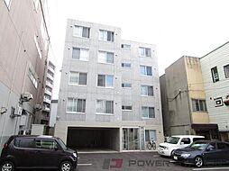 レユシール小樽[5階]の外観