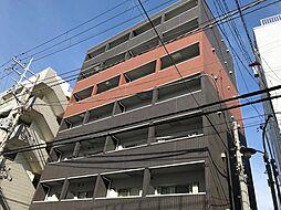 神奈川県横浜市港北区綱島東2丁目の賃貸マンションの外観