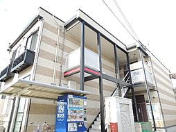 大阪府大阪市生野区巽南1丁目の賃貸アパートの外観