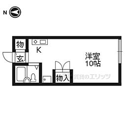 【敷金礼金0円!】東海道・山陽本線 石山駅 徒歩30分