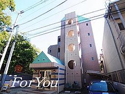 兵庫県神戸市灘区八幡町3丁目の賃貸マンションの外観