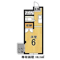 [タウンハウス] 京都府京都市伏見区深草直違橋5丁目 の賃貸【/】の間取り