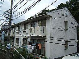 福岡県北九州市小倉北区新高田1丁目の賃貸アパートの外観