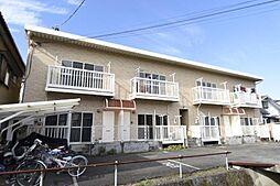 静岡県静岡市葵区唐瀬1丁目の賃貸アパートの外観