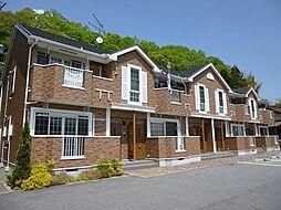 広島県東広島市高屋町小谷の賃貸アパートの外観