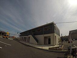 パルジェ 一ツ松[208号室]の外観