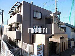植田山DS・1マンション[2階]の外観