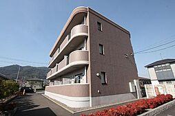 広島県福山市水呑町の賃貸マンションの外観