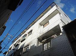 大阪府大阪市生野区中川4丁目の賃貸マンションの外観