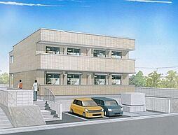 有井アパート[1階]の外観