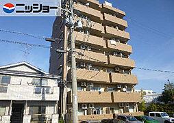 第3長岡マンション[4階]の外観