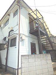 サンハイツ富田[101号室]の外観