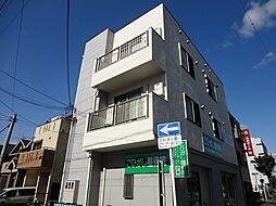 上野西グランハイツB[3階]の外観