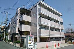 ハイツ八戸ノ里[406号室号室]の外観