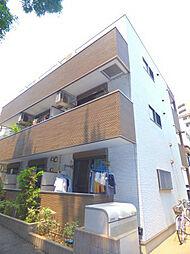 埼玉県さいたま市桜区西堀8-の賃貸アパートの外観