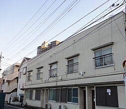 埼玉県所沢市有楽町の賃貸アパートの外観