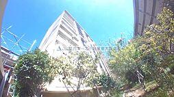 八戸ノ里グランドマンションA棟[1階]の外観