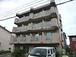 北海道札幌市東区北二十四条東14丁目の賃貸マンションの外観