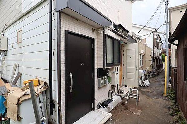 モウリハイツ 1階の賃貸【東京都 / 品川区】
