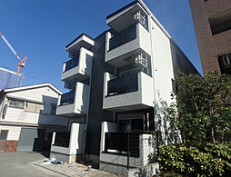 大阪府大阪市福島区鷺洲5丁目の賃貸アパートの外観