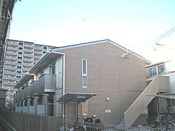 アムール高松東[1階]の外観