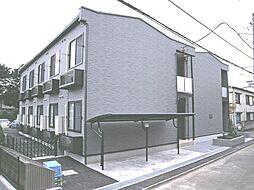 キャピタル平松[2階]の外観