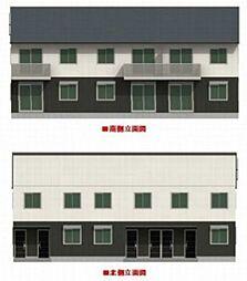 (仮)三室町シャーメゾン[2階]の外観