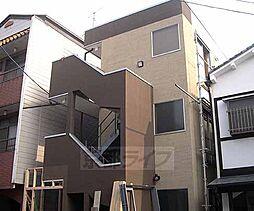 京都府京都市上京区一条通御前通西入下る下竪町の賃貸マンションの外観