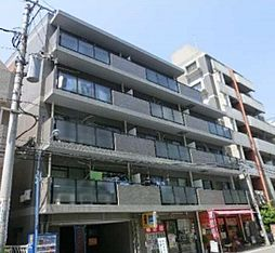 東京都杉並区上荻1丁目の賃貸マンションの外観