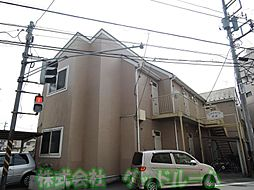 リバティ文京[1階]の外観