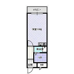 京阪本線 萱島駅 徒歩5分