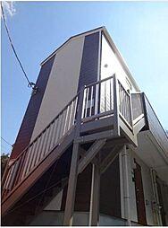 グランドゥール横浜[101号室]の外観