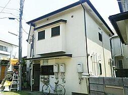 神奈川県茅ヶ崎市浜竹3丁目の賃貸アパートの外観