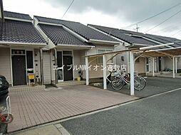 [タウンハウス] 岡山県倉敷市鳥羽 の賃貸【/】の外観