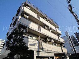 福岡県福岡市中央区唐人町1の賃貸マンションの外観