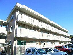 ガーデンハイツ永野II[3階]の外観