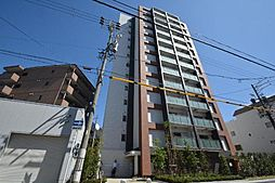 仮)ハーモニーレジデンス名古屋新栄[9階]の外観