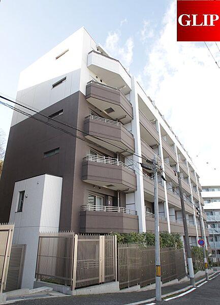 ザ・パークハビオ横浜山手[4階]の外観