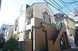メゾニティ上石神井1号館[1階]の外観