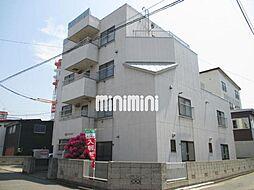 奈良マンション[3階]の外観