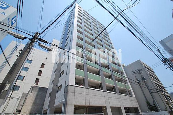 愛媛県松山市二番町4丁目の賃貸マンションの外観