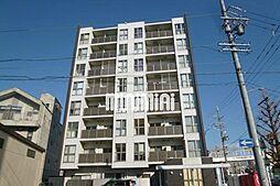 愛知県名古屋市中村区黄金通2丁目の賃貸マンションの外観