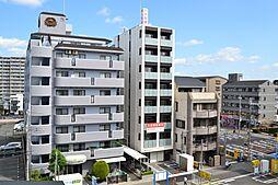 兵庫県尼崎市武庫之荘1丁目の賃貸マンションの外観写真