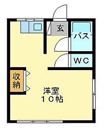 大塚ハイツ[202号室]の外観