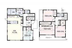 一戸建て(狭山ヶ丘駅から徒歩30分、99.98m²、2,880万円)
