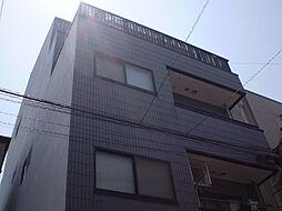 大阪府大阪市生野区巽北1丁目の賃貸マンションの外観